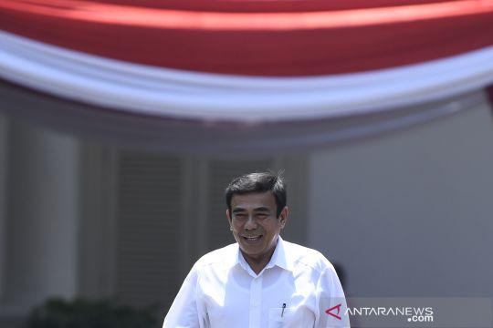 Presiden Jokowi panggil mantan Wakil Panglima TNI