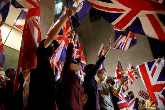 Inggris berniat tangguhkan perjanjian ekstradisi dengan Hong Kong