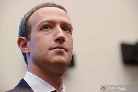 Karyawan Facebook mogok karena cuitan Trump, Zuckerberg bergeming