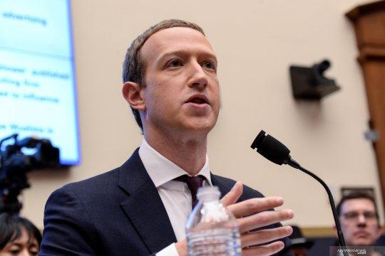 Mark Zuckerberg dan istri sumbang untuk infrastruktur pemilu AS