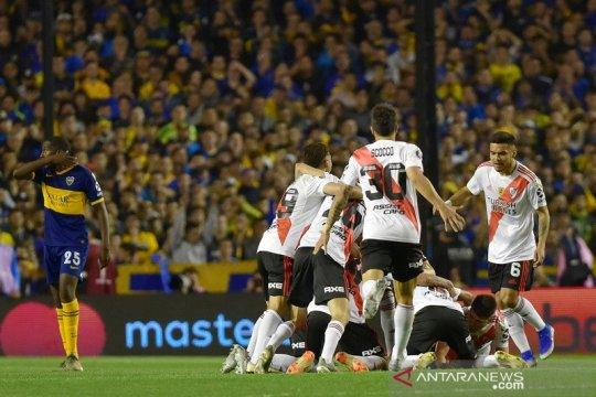 River Plate capai final Copa Libertadores dua musim beruntun