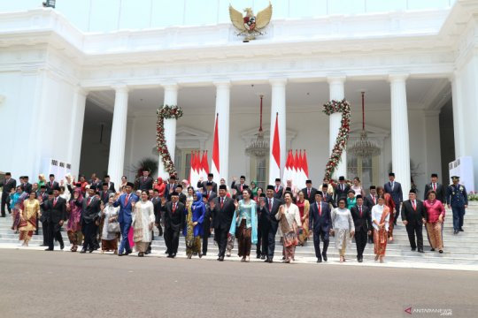 Jokowi-Ma'ruf lima tahun ke depan