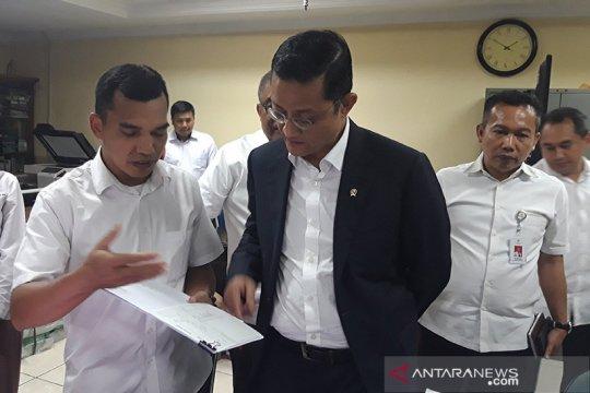 Juliari Batubara butuh penyesuaian usai dilantik sebagai Mensos