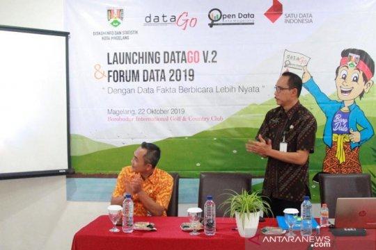 Pemerintah Kota Magelang luncurkan DataGo V.2