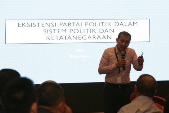 KPK selenggarakan pelatihan internal dalami korupsi parpol