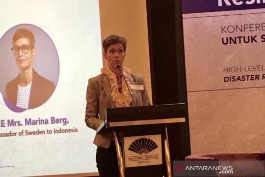 Pemerintahan baru Indonesia, Swedia harap kerja sama bisa meningkat