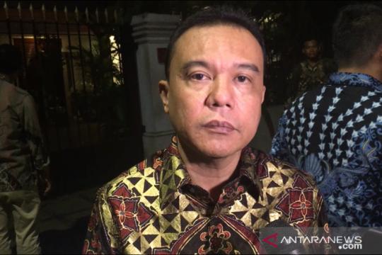 Dasco: Pertemuan Jokowi-Prabowo hanya silaturahmi