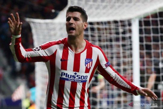 Liga Champions: Gol tunggal Morata menangkan Atletico Madrid atas Leverkusen