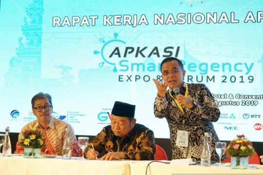 Kabinet Indonesia Maju dinilai Apkasi penuhi harapan daerah