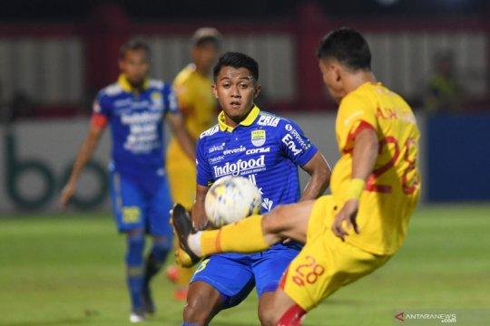 Laga uji coba Persib Bandung lawan Bhayangkara FC batal