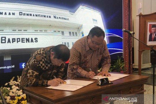 Perpisahan Bambang diiringi isak tangis saat sertijab Menteri PPN