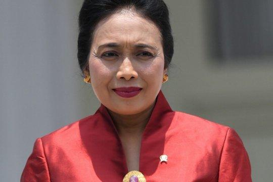 Bintang Puspayoga, dari ASN jadi Menteri PPPA