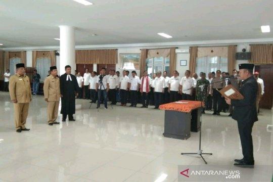 Sah, Indra Simaremare jabat Sekdakab Taput, Bontor Hutasoit pimpin dinas pendidikan
