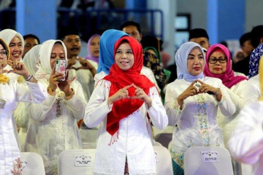 """DPRD Jabar berharap lulusan """"Sekoper Cinta"""" atasi masalah perempuan"""