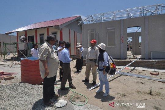 AHA Center tinjau bantuan hunian tetap untuk pengungsi bencana Palu