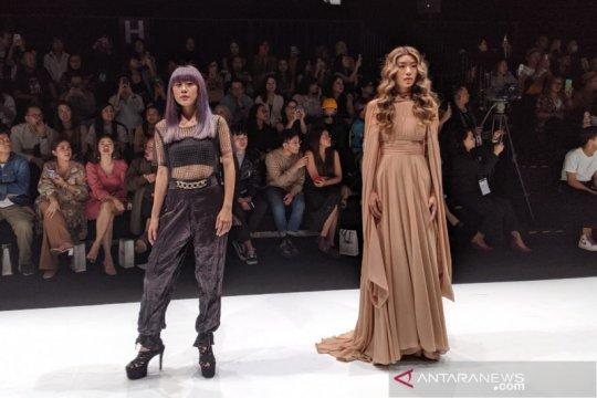 Terinspirasi suku Inca, penata rambut asal Semarang melaju ke Milan