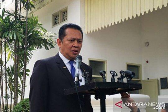 Ketua MPR nilai Kabinet Indonesia Maju Tim Impian