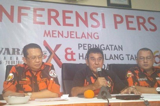Pemuda Pancasila rencanakan Mubes X dibuka Presiden Jokowi