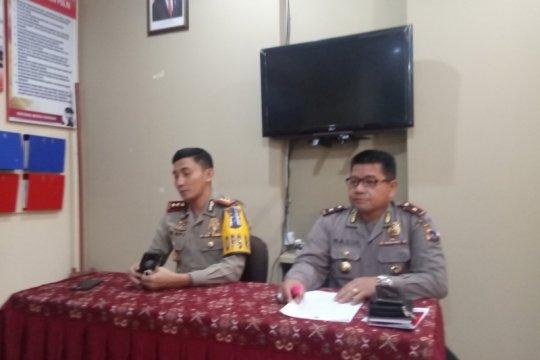 Polres Agam tangkap dua pelaku pembalakan liar di Cagar Alam