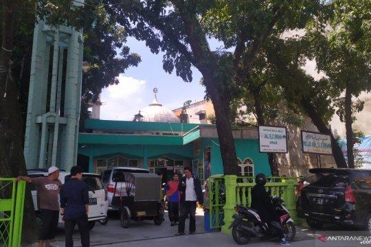 Sekelompok orang serang Masjid di Kota Medan