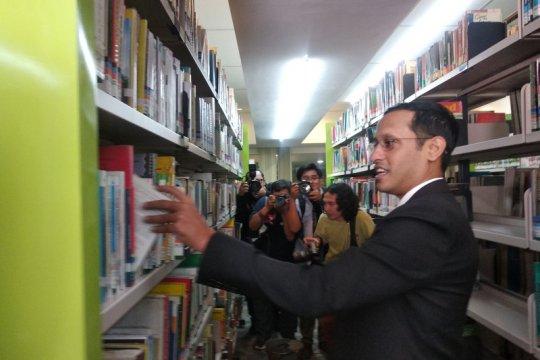 Nadiem, Mas Menteri yang ingin tetap jadi murid