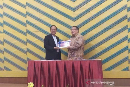 Nasir serahkan jabatan Menristek kepada Bambang Brodjonegoro