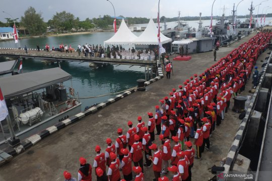 500 pemuda ikut Jelajah Kapal Kepahlawanan