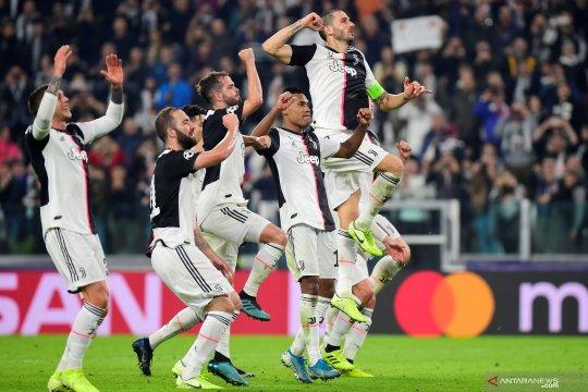 Liga Champions: Dua gol Dybala menangkan Juventus atas Lokomotiv Moscow