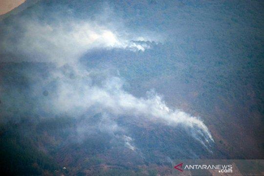 Kebakaran Hutan Gunung Tampomas