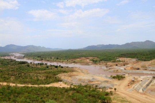 Paus serukan dialog Mesir, Ethiopia dan Sudan terkait bendungan Nil