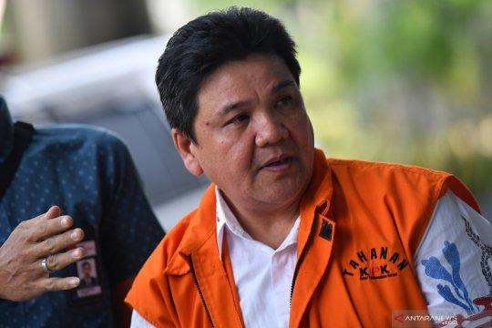 Mantan Kepala BPJN XII Balikpapan dieksekusi ke Lapas Samarinda
