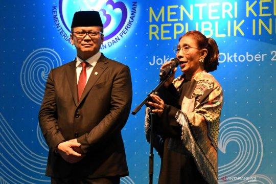 Susi Pudjiastuti: Edhy Prabowo sudah kenal KKP