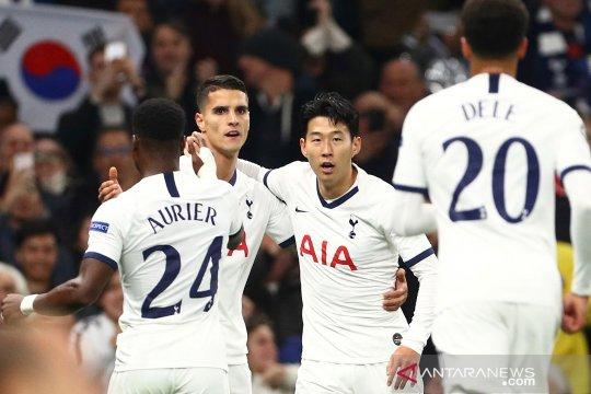 Liga Champions:  Tottenham hancurkan Belgrade 5-0