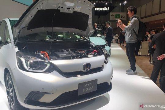 Honda belum pastikan produk mobil listrik di Indonesia