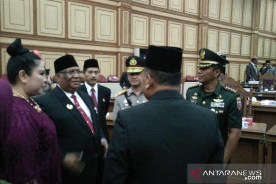 Gubernur Ali Mazi bangga pada putra asal Sulawesi di kabinet baru