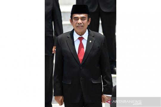 Fachrul Razi menebak alasan penunjukannya sebagai menteri agama