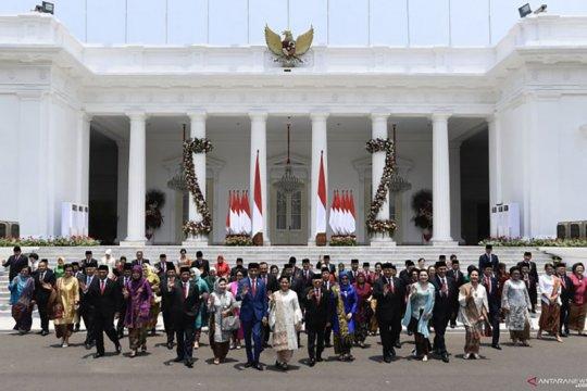 Pengamat nilai menteri pilihan Jokowi sebagai kabinet ahli