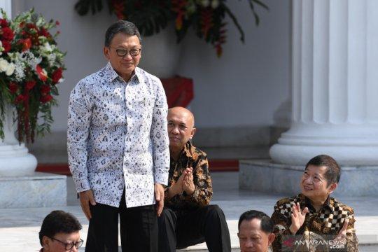 Menteri ESDM Kabinet Indonesia Maju