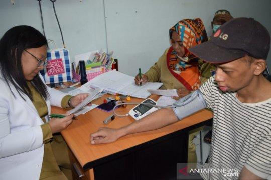 Jakarta panas, 800 pasien kunjungi Puskesmas Kramatjati per hari