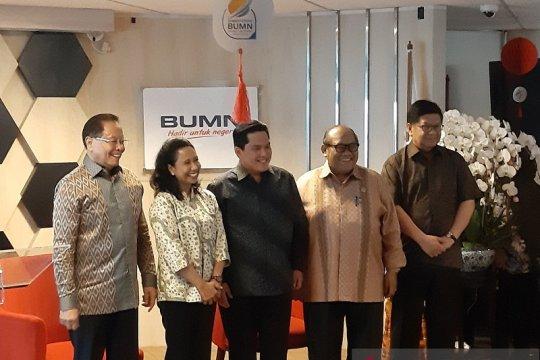 Ciptakan iklim baik, Menteri Erick Thohir akan evaluasi total BUMN