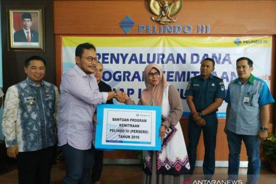 Pelindo III kembali gelontorkan dana kemitraan Rp2 miliar lebih