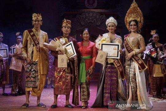 Putra-Putri Kampus ISI Denpasar jadi ajang cintai seni budaya