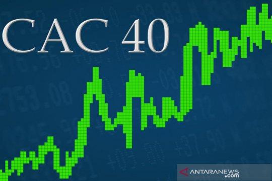 Saham Prancis ditutup lebih tinggi, indeks CAC 40 terkerek 1,14 persen