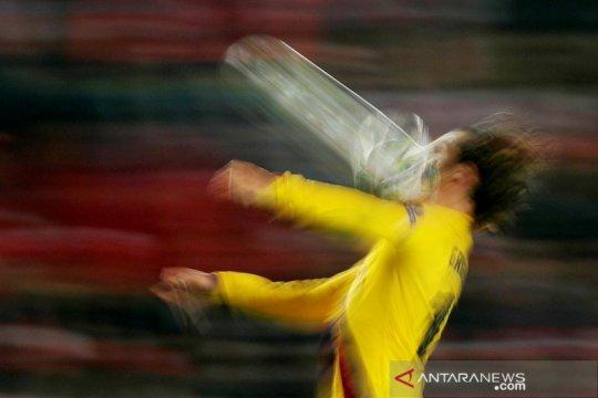 Slavia Prague vs Barcelona, gol bunuh diri menangkan Blaugrana