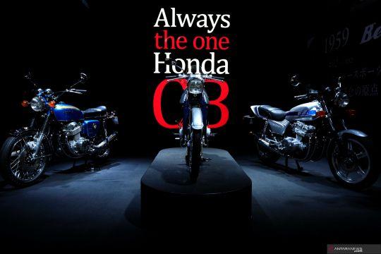 Deretan Honda CB di Tokyo Motor Show