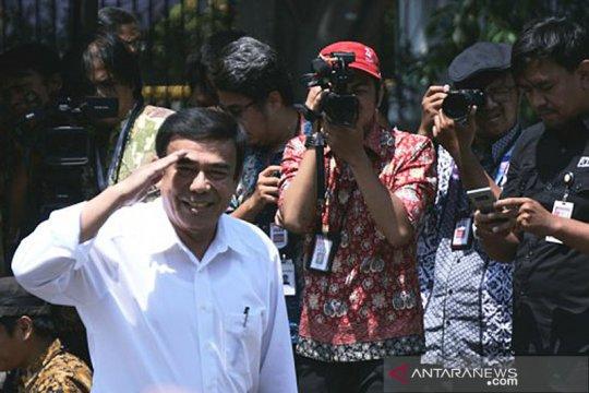 Presiden Jokowi harapkan Menag Fachrul Razi utamakan toleransi