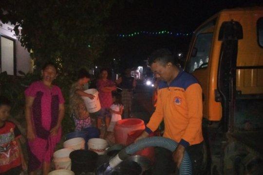 Ratusan KK di Kalipang-Kediri kekurangan air bersih