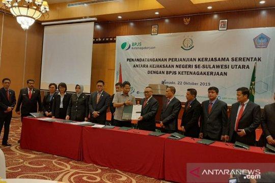 BPJS Ketenagakerjaan gandeng Kajati selesaikan masalah hukum
