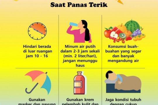 Top news sepekan, DKI turunkan usulan APBD 2020 hingga Jakarta panas