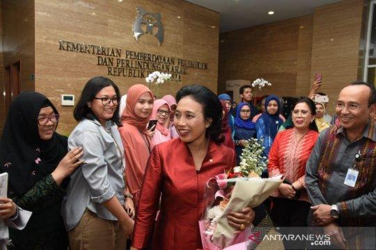 Menteri PPPA apresiasi peran media atasi masalah anak dan perempuan
